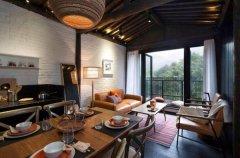 民宿风格-已经成为别墅装修设计的重要选择参考