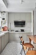 家庭装修厨房比客厅的装修效果还漂亮!经典厨