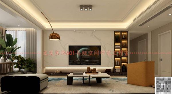 <b>南阳龙发善水居小区180平方华璞设计师原创作品</b>